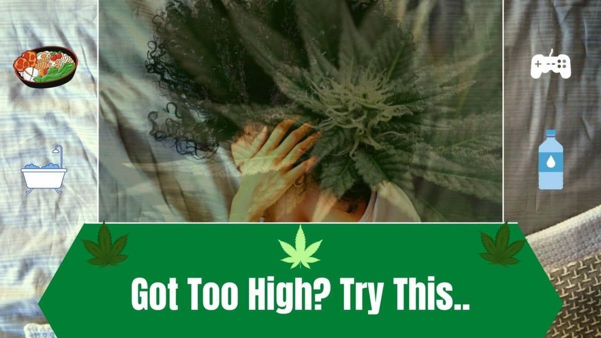 Got Too High? Calm It Down