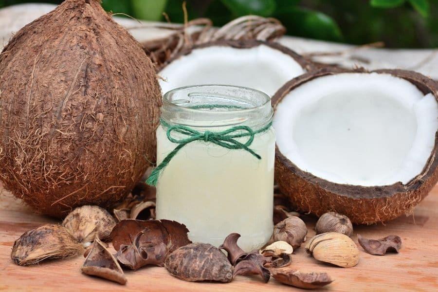 Coconut Canna Oil