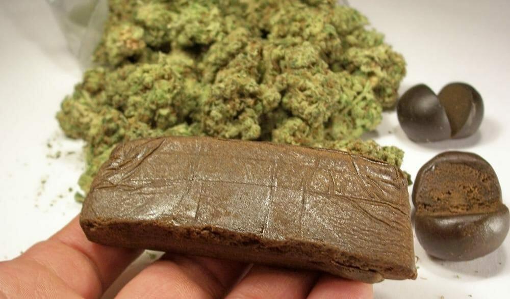 Hashish and Cannabis