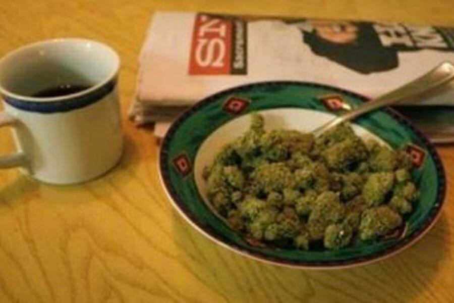 Weed For Breakfast
