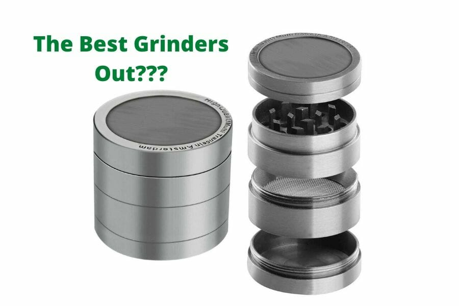 4-Piece Grinders Cover