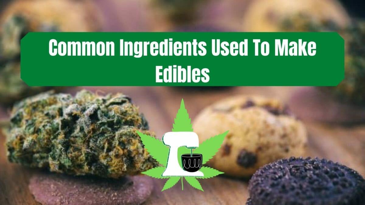 Common Edible Ingredients