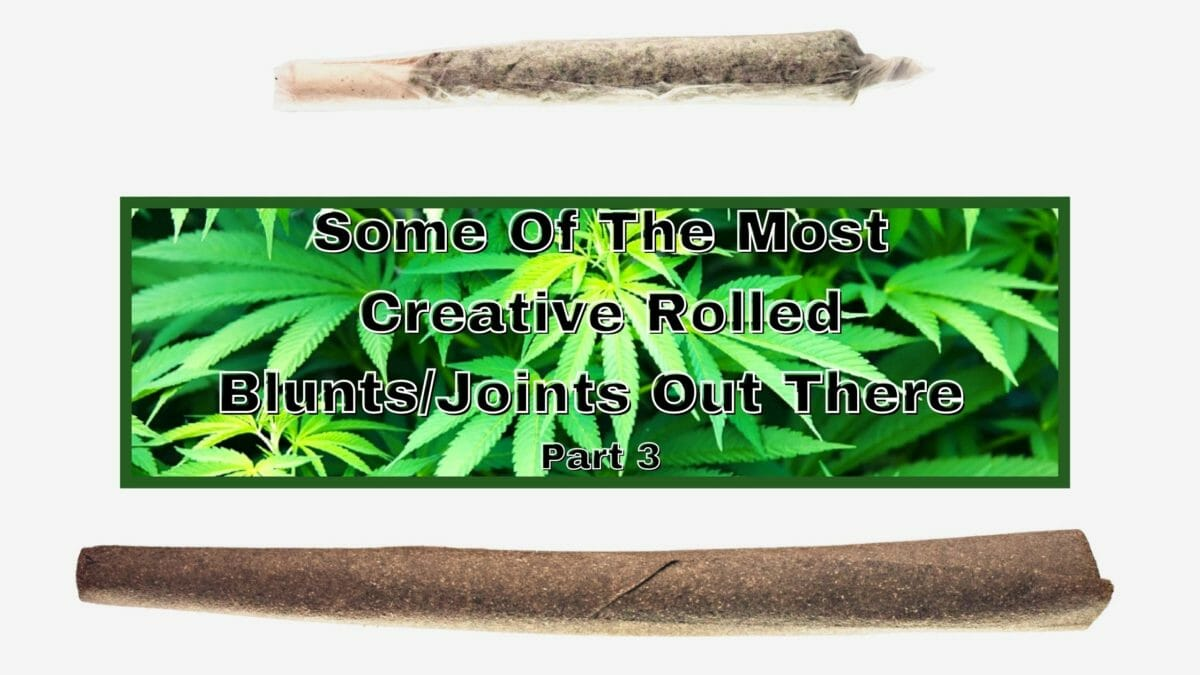 Creative ways to roll up part 3