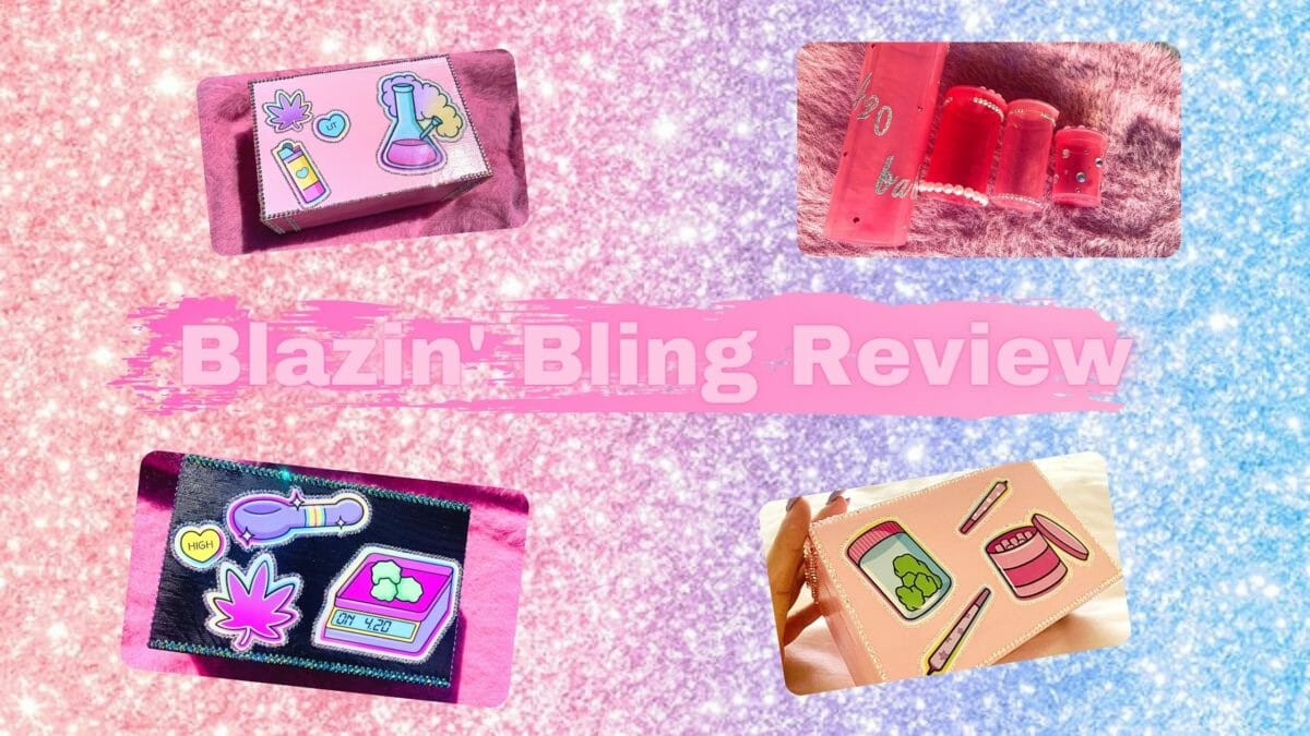 Blazin Bling Cover