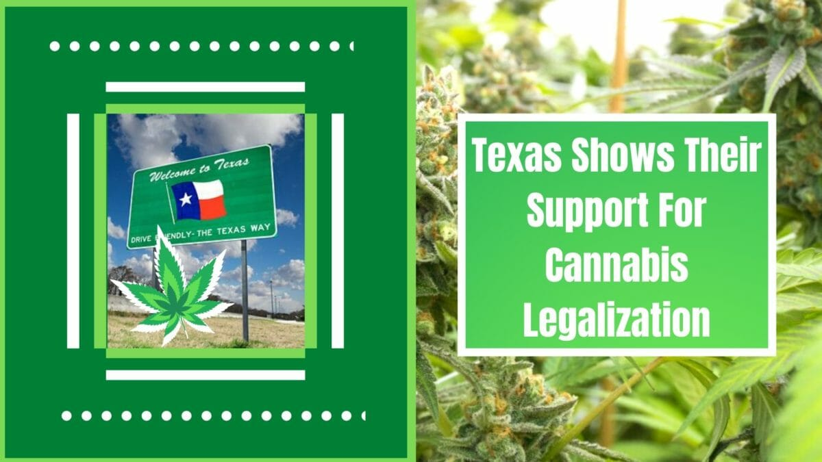 Texas Shows Their Support For Cannabis Legalization