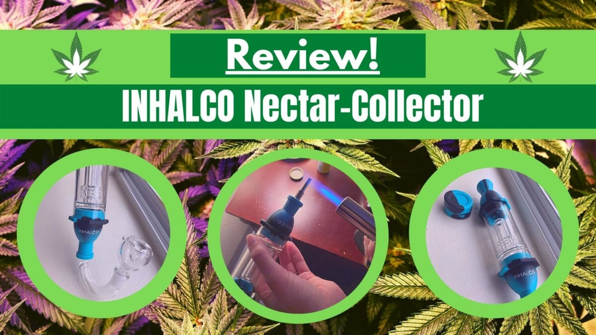 INHALCO Nectar Collector Kit Review