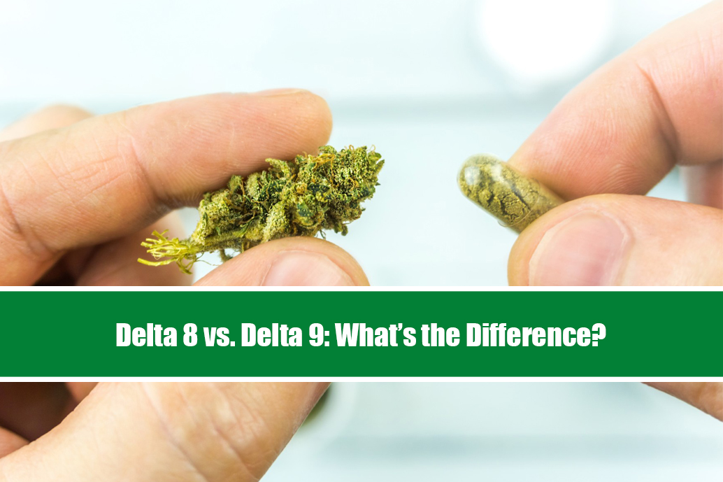 Delta 8 vs Delta 9: Whats the Difference